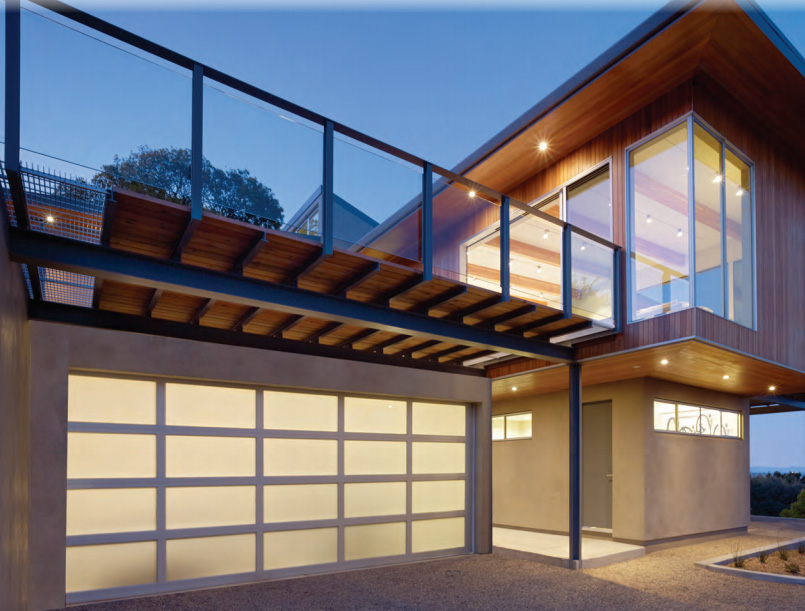Aluminum Garage Doors Can Add Beauty At A Great Value