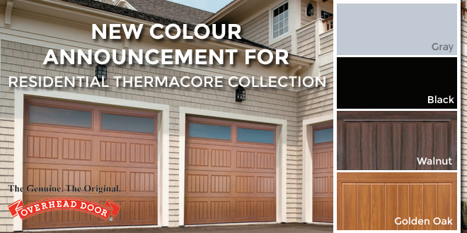 Thermacore Overhead Doors Winnipeg