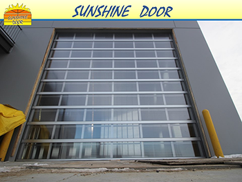 Commercial-Rolling-Sunshine-Door-Winnipeg-Brandon